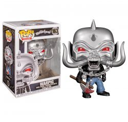 Фигурка Funko Pop Rocks: Motorhead - Warpig фанко