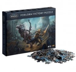 Пазл World of Warcraft Forlorn Victory 1000-Piece Puzzle