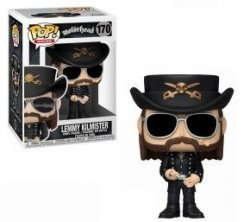Фигурка Funko Pop! Rocks: Motorhead - Lemmy фанко