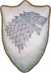 Подушка Game of Thrones House STARK (Official HBO Licensed Product)