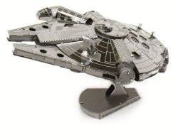 Metal Earth 3D Model Kits Star Wars  Millennium Falcon