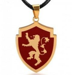 Медальон Game of Thrones Lannister Lion