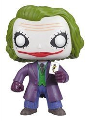 Фигурка Batman: Funko POP! Dark Knight Movie The Joker Figure