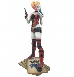 Фигурка DIAMOND SELECT TOYS DC Gallery: Harley Quinn Rebirth Figure