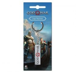Брелок Gaya God of War Keychain - Logo
