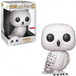 "Фигурка Funko Pop Harry Potter: Hedwig  10"" Фанко сова Букля (Target Exclusive)"