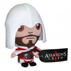 Мягкая игрушка Assassin's Creed Ezio White Outfit Plush