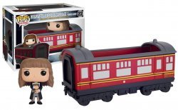 Фигурка POP Rides: Harry Potter - Hogwarts Express Train car with Hermione Granger Action Figure