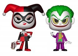Фигурка Funko Vynl DC: Harley Quinn and Joker