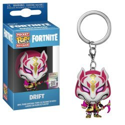 Брелок - Fortnite Funko Pop фанко Фортнайт - Drift