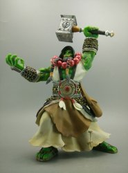 Фигурка World of Warcraft Orc Thrall Chaoer Figure