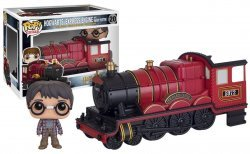 Фигурка POP Rides: Harry Potter - Hogwarts Express Engine with Harry Potter Action Figure