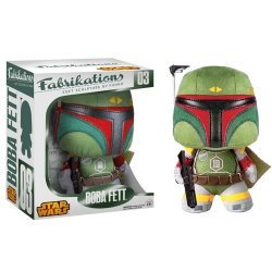 Мягкая игрушка Star Wars - Fabrikations Funko: Boba Fett Plush