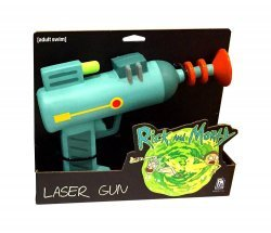 Лазерная пушка Рик и Морти - Funko Toy: Rick and Morty - Laser Gun