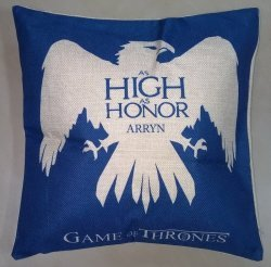 Подушка Game of Thrones (Cotton & Linen) ARRYN