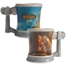 Кружка Warcraft City Mugs by TavernCraft - Ironforge
