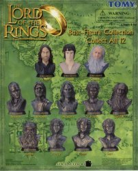 Бюст Figures Busts LORD OF THE RINGS Gandalf (цвет.)
