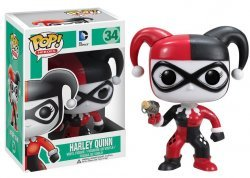 Фигурка Batman: Funko POP! Harley Quinn Action Figure