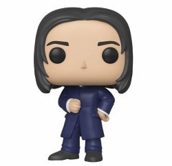 Фигурка Funko Pop! Movies: Harry Potter - Severus Snape (Yule) Фанко Северус Снейп