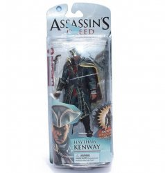 Фигурка Assassin's Creed 4 Black Flag - Haytham Kenway Figure