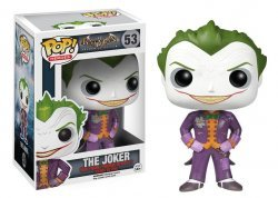 Фигурка Batman: Funko POP! Arkham Asylum Joker Figure
