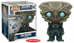 Фигурка Funko Pop! Mass Effect Andromeda - The Archon Figure
