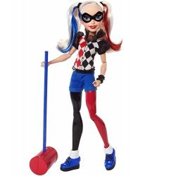 Фигурка DC Super Hero Girls - Harley Quinn Action Doll 12""