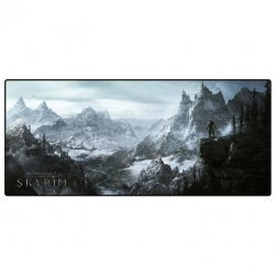 Коврик Skyrim Valley XL Скайрим (80*35 см)