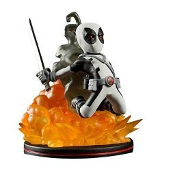 Фигурка Quantum Mechanix Deadpool X-Force Variant Vinyl Q Figure