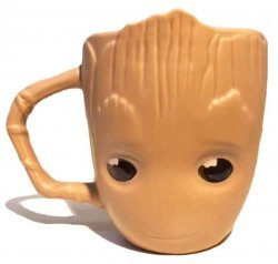 Чашка Грут Guardians of the Galaxy Marvel Cute Baby Groot Mug 550 ml