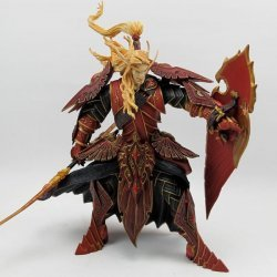 Фигурка World of Warcraft  BLOOD ELF PALADIN Action Figure