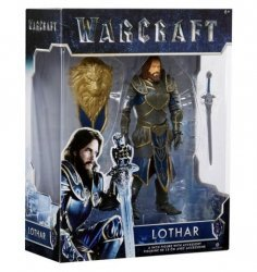 "Фигурка Warcraft Movie 6"" - Lothar Figure"