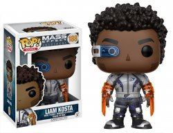 Фигурка Funko Pop! Mass Effect Andromeda - Liam Costa Figure