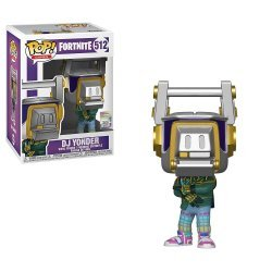 Фигурка Funko Pop! Fortnite фанко Фортнайт - DJ Yonder