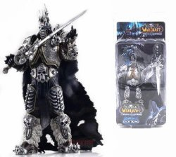 NECA World of Warcraft Arthas Menethil The Lich King Figure