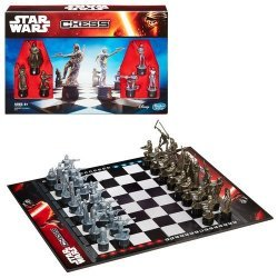 Шахматы Star Wars - The Force Awakens Chess Game