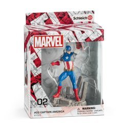 Статуэтка Marvel Captain America Diorama Character Action Figure