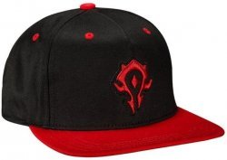 Кепка JINX World of Warcraft - Legendary Horde Premium Snap Back Орда