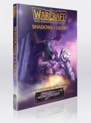 Книга Warcraft The Roleplaying Game: Shadows and Light (Мягкий переплёт)
