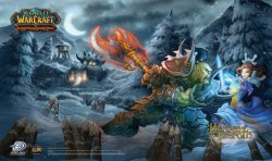 Коврик World of Warcraft Trading Card Game - Heroes of Azeroth