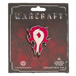 Значок Warcraft - Horde collectible Pin - Horde Icon