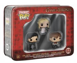 Набор фигурок Funko Pop! Game of Thrones - Mini Vinyl Figure Tin (3-Pack)