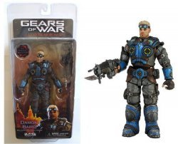 Фигурка Gears of War JUDGMENT Damon Baird Action Figure