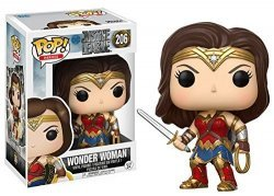 Фигурка DC: Funko POP! Justice League - Wonder Woman