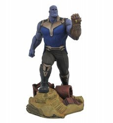 Фигурка Танос Diamond Select Toys Marvel Gallery: Infinity War - Thanos