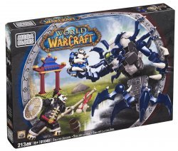 Mega Bloks World of Warcraft: Sha of Anger and Chen Stormstout