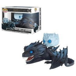 Фигурка Funko Pop Rides: Game of Thrones - Night King on Dragon Collectible Figure