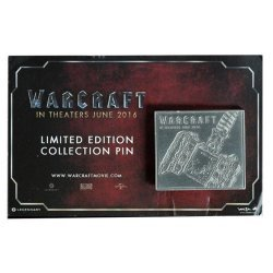 Значок Warcraft - Horde collectible Pin - DOOMHAMMER