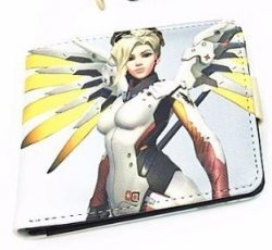 Кошелёк - Overwatch Angel Wallet