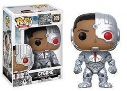 Фигурка DC: Funko POP! Justice League - Cyborg